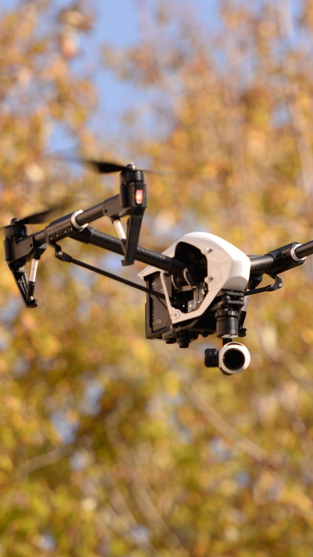 Wallpaper Dji Inspire One Drone Quadcopter Camera Hi
