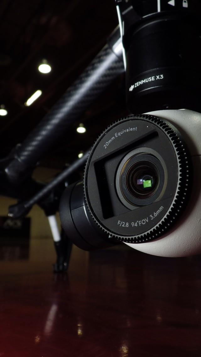 DJI Inspire One Drone Quadcopter Camera Hi Tech News 2015