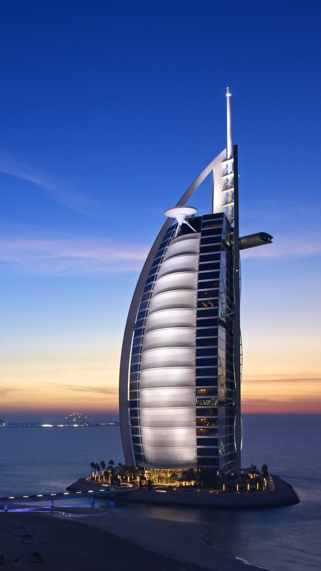 Wallpaper burj al arab hotel dubai uae travel booking for Modern hotel dubai