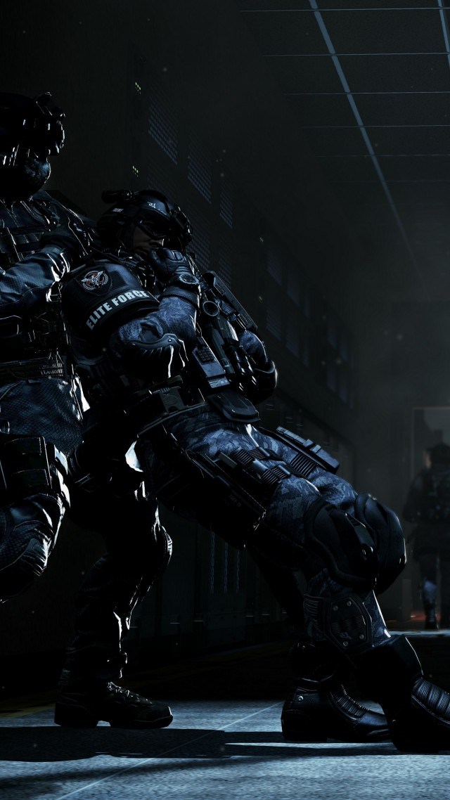 Wallpaper Call Of Duty Ghosts Deluxe Edition Game Shooter Cod