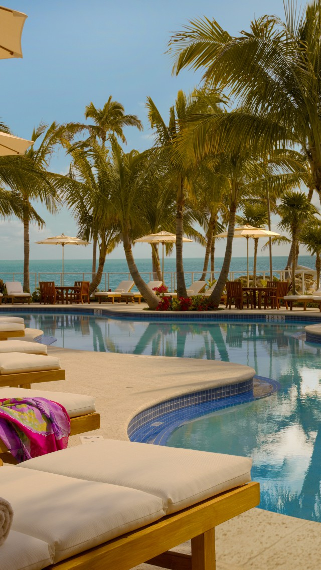 Cheeca Lodge & Spa, Islamorada, Florida, Best Hotels of 2017, tourism, travel, resort, vacation, pool (vertical)