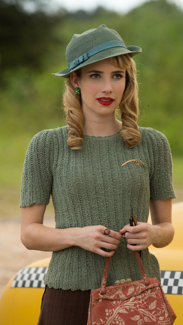 Emma Roberts, Most Popular Celebs in 2015, Best TV Series of 2015, American Horror Story, actress, singer (vertical)