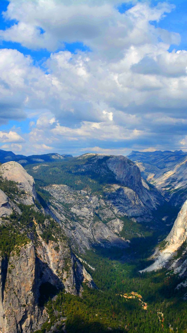 Yosemite, 5k, 4k wallpaper, 8k, forest, OSX, apple, mountains (vertical)