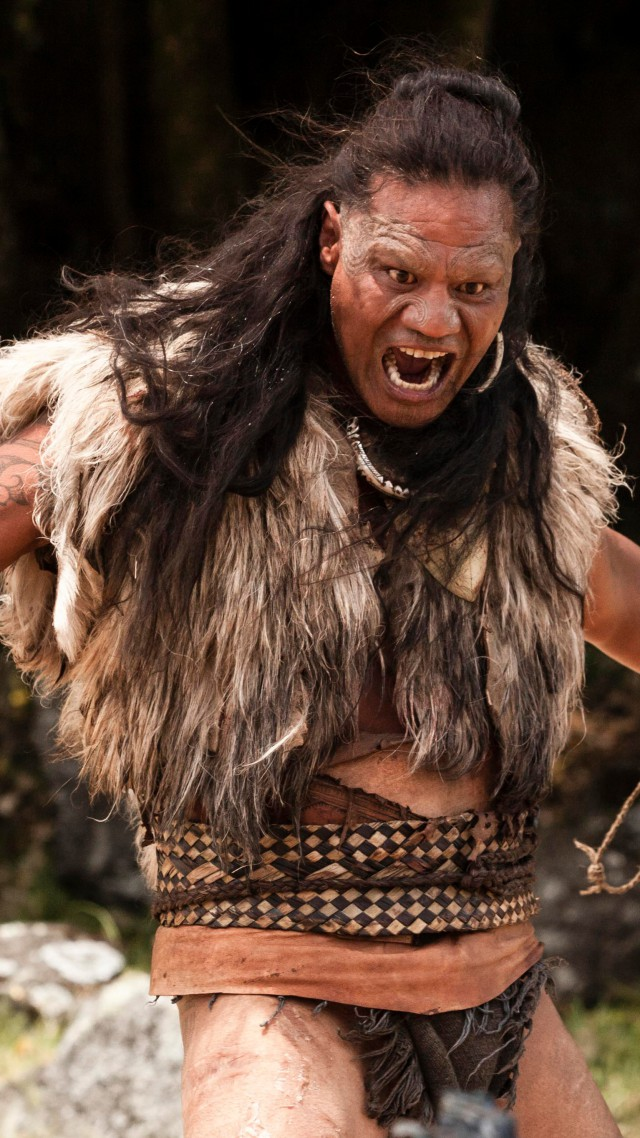 The Dead Lands, Best Movies of 2015, Lawrence Makoare, actor, Warrior, movie (vertical)