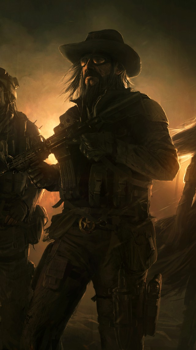 Wasteland 2, Best games 2015, game, PC, PS4, Xbox one (vertical)