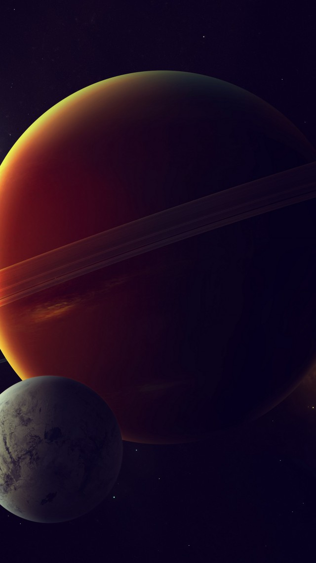 Exoplanet, Planet, space, stars