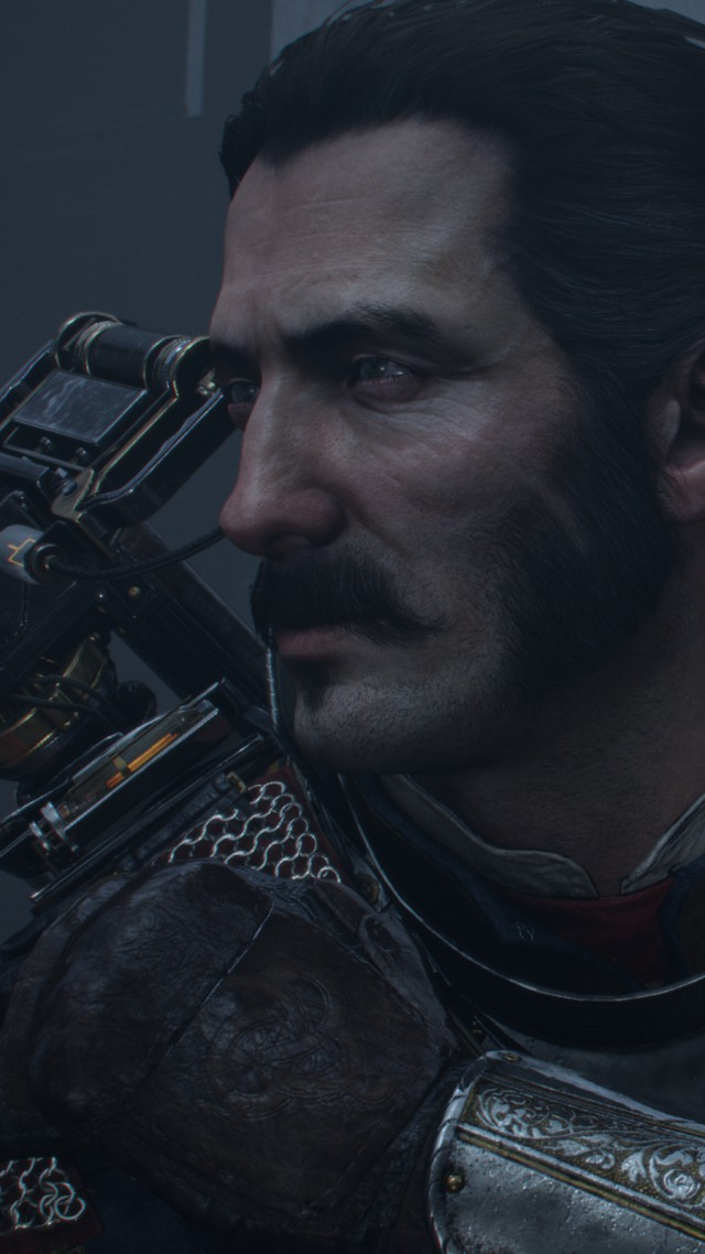 The Order: 1886, Best Games 2015, game, fantasy, steampunk, PS4, screenshot (vertical)