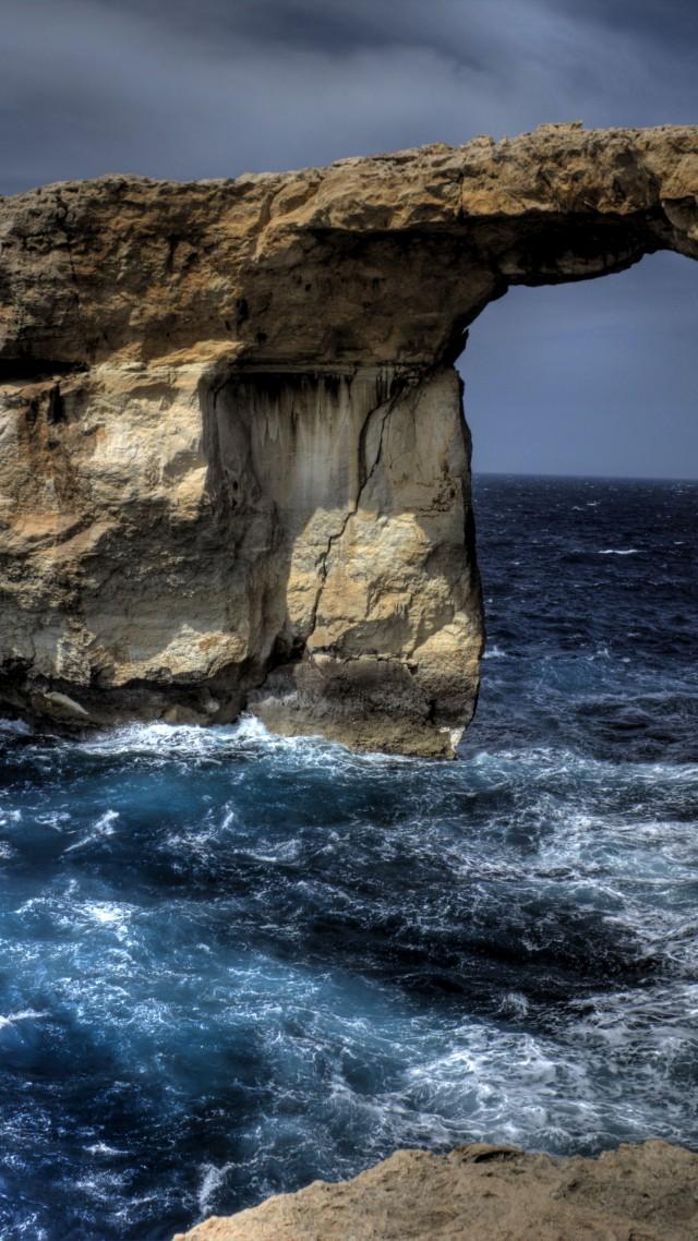 Wallpaper Malta 5k 4k Wallpaper Sea Ocean Rocks