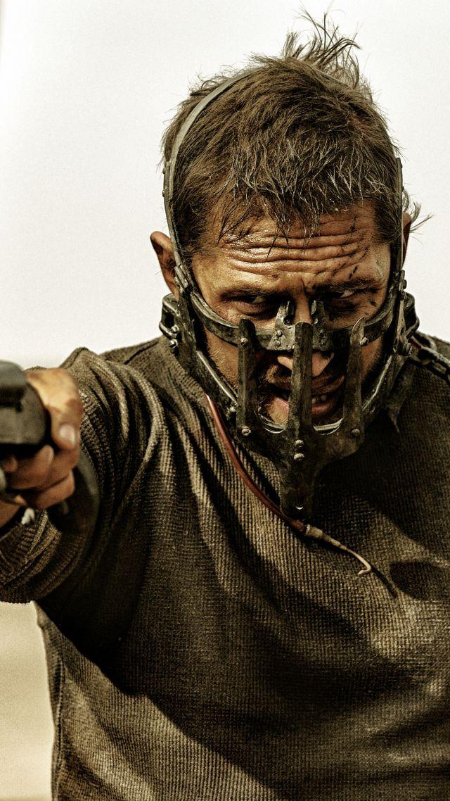 ... Mad Max: Fury Road, best movies of 2015, Tom Hardy, stills (