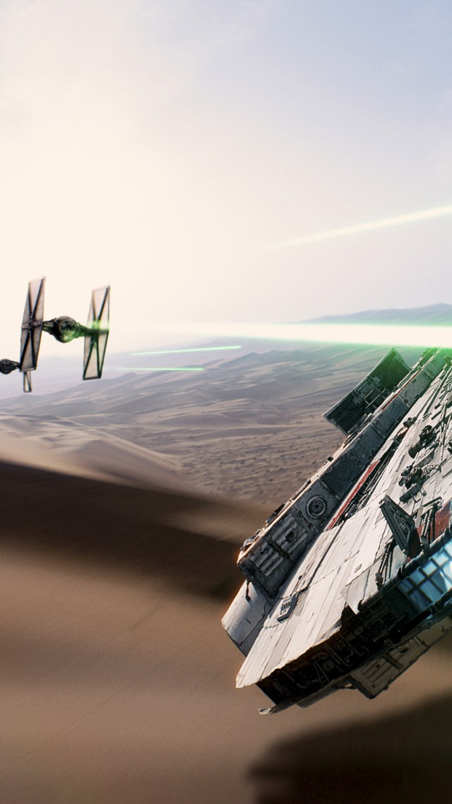 Star Wars: Episode VII - The Force Awakens, best movies of 2015, jedi (vertical)