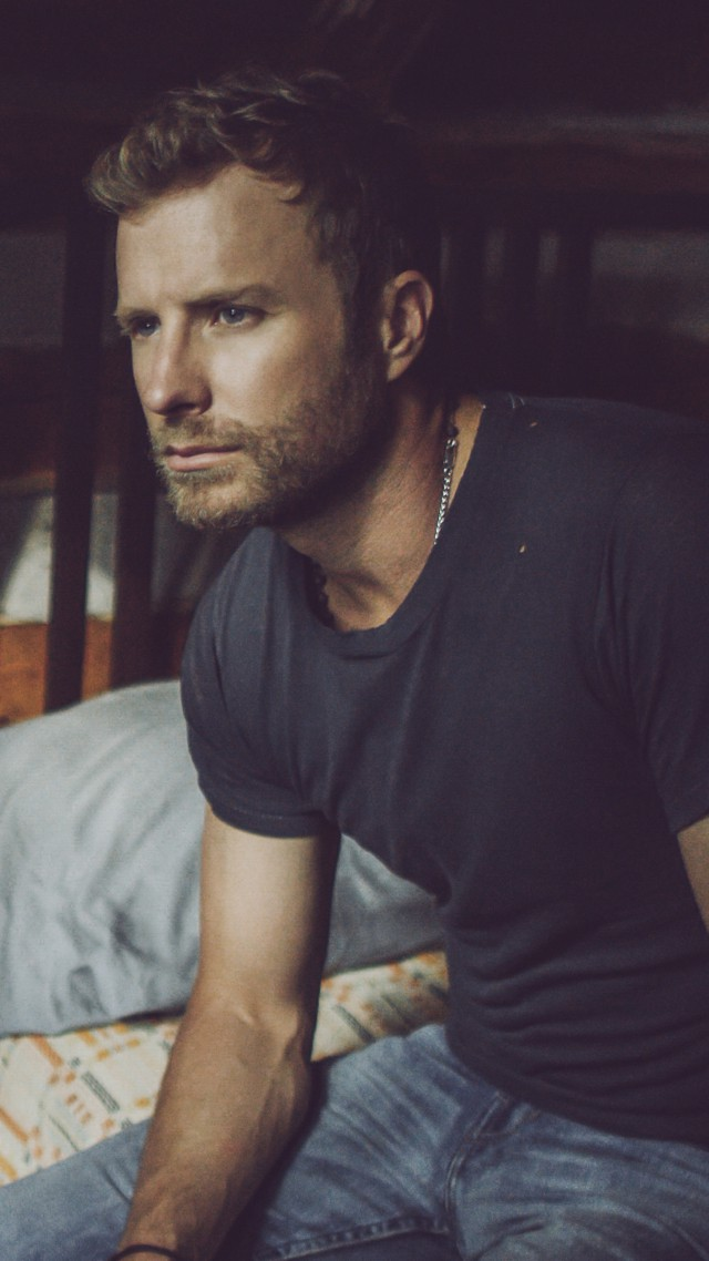 Dierks Bentley, Top music artist and bands, singer, cuntry (vertical)