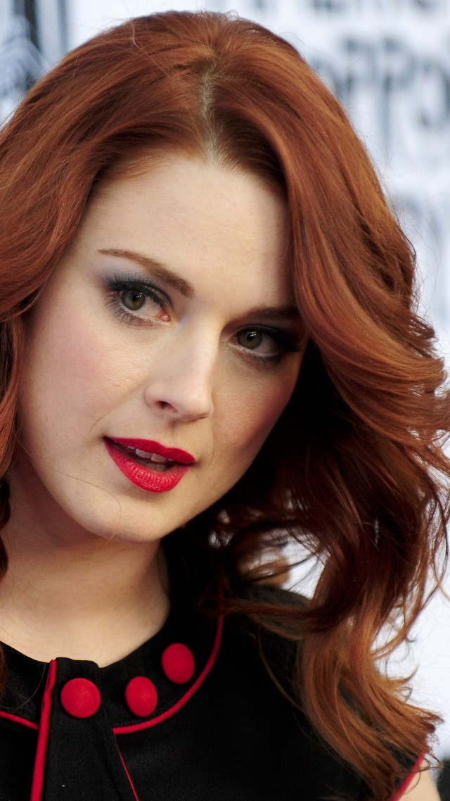Alexandra Breckenridge, Most Popular Celebs, actress (vertical)