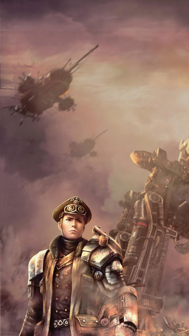 Wallpaper Black Gold Online Best Games 2015 Game Mmo