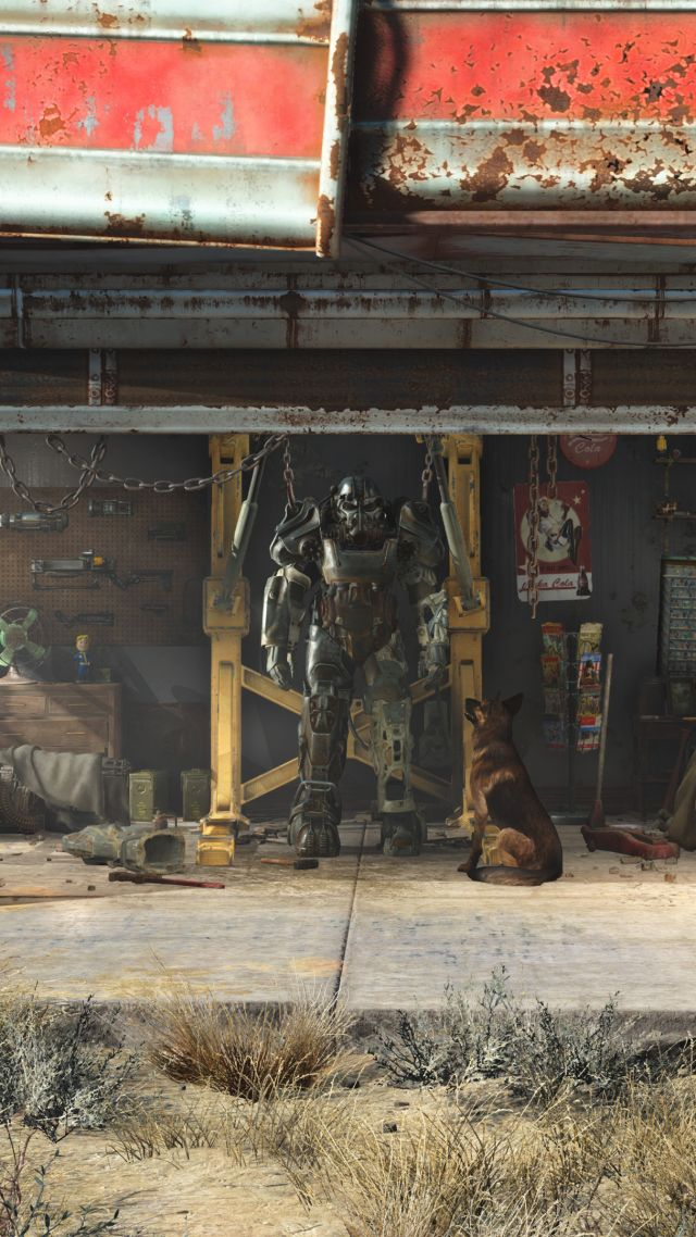 Wallpaper Fallout 4 Best Games 2015 Game Shooter Pc