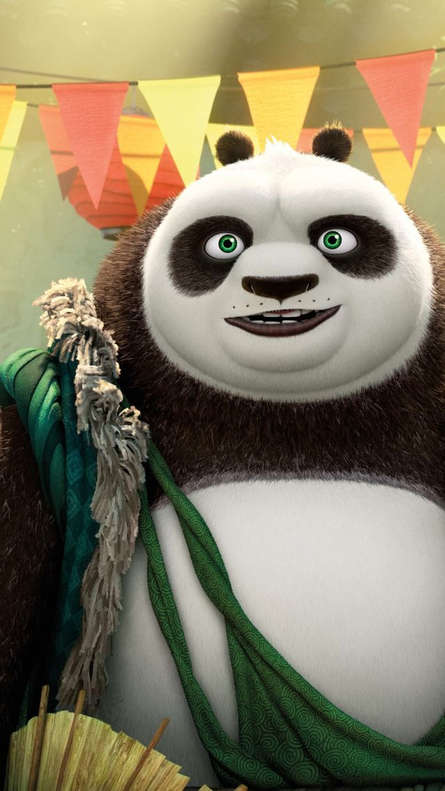 Kung Fu Panda 3 Best Animation Movies Of 2015 Cartoon Vertical