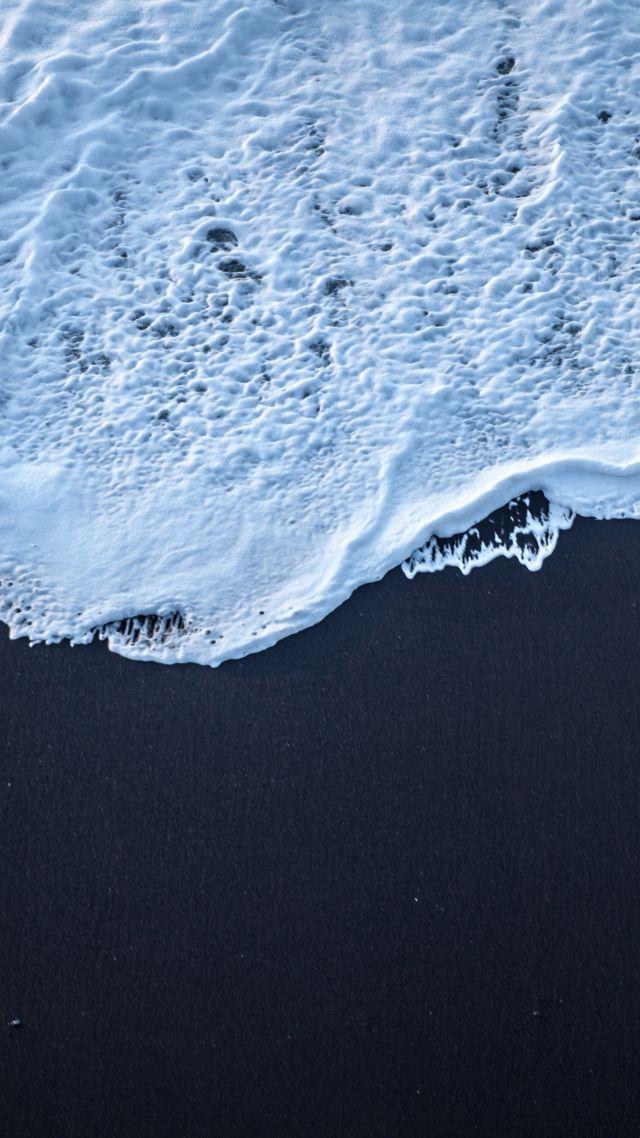 Wallpaper Iceland 4k 5k Wallpaper Sea Shore Sand Os