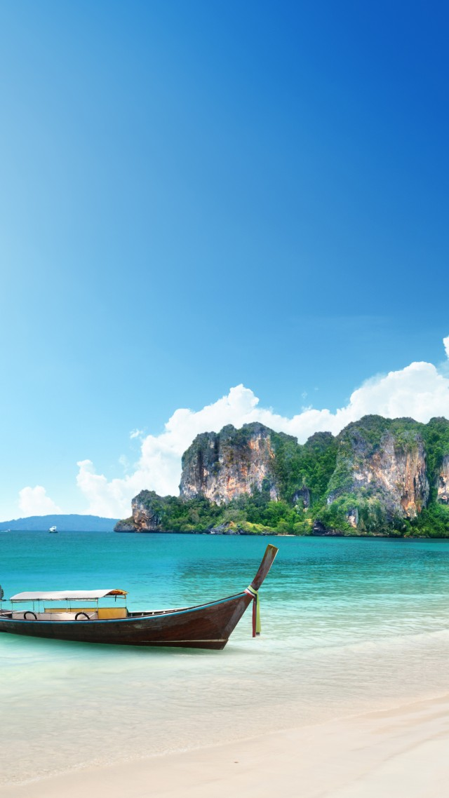 Wallpaper Thailand  5k  4k Wallpaper  8k  Beach  Shore