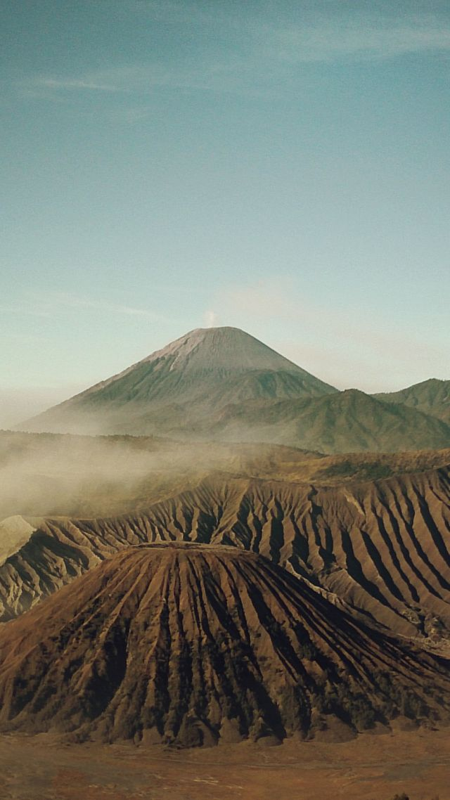 Wallpaper Bromo 4k 5k Wallpaper Indonesia Volcano