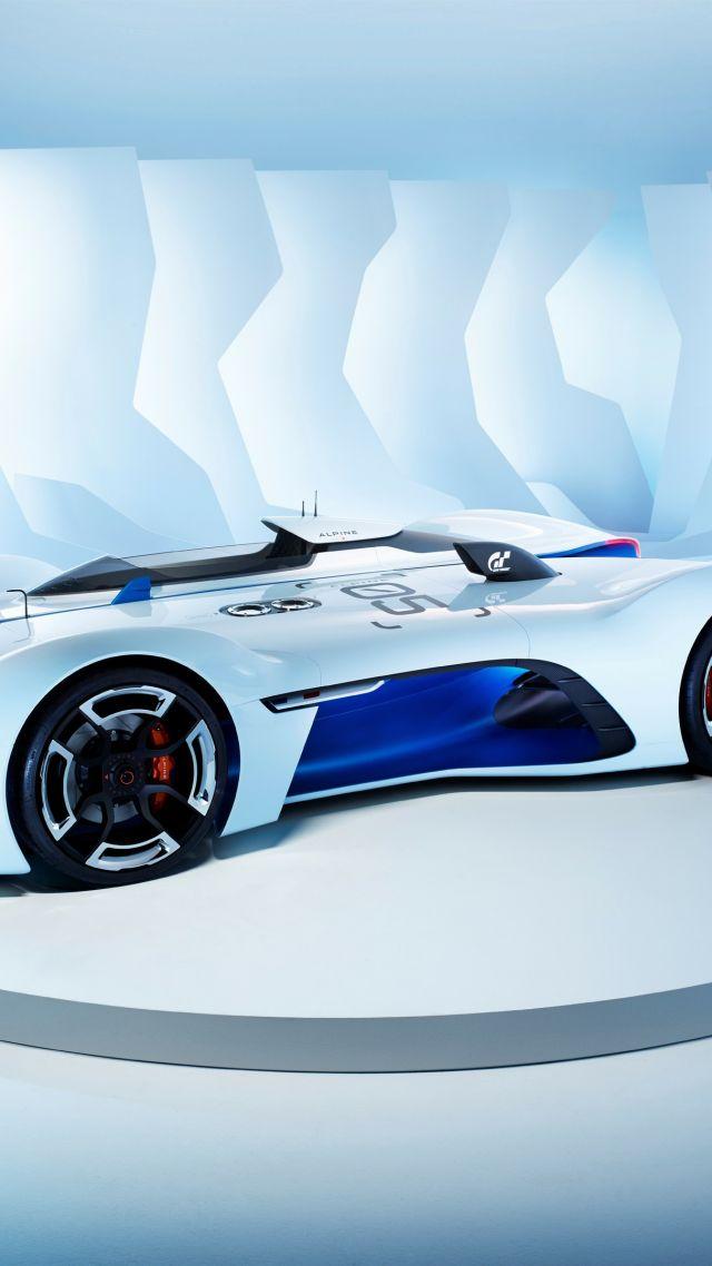 Wallpaper Renault Alpine Vision Gran Turismo Gran Turismo Best