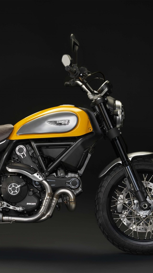 Ducati Scrambler, Best Bikes 2015, motorcycle, racing, sport, bike, sport bike, review (vertical)