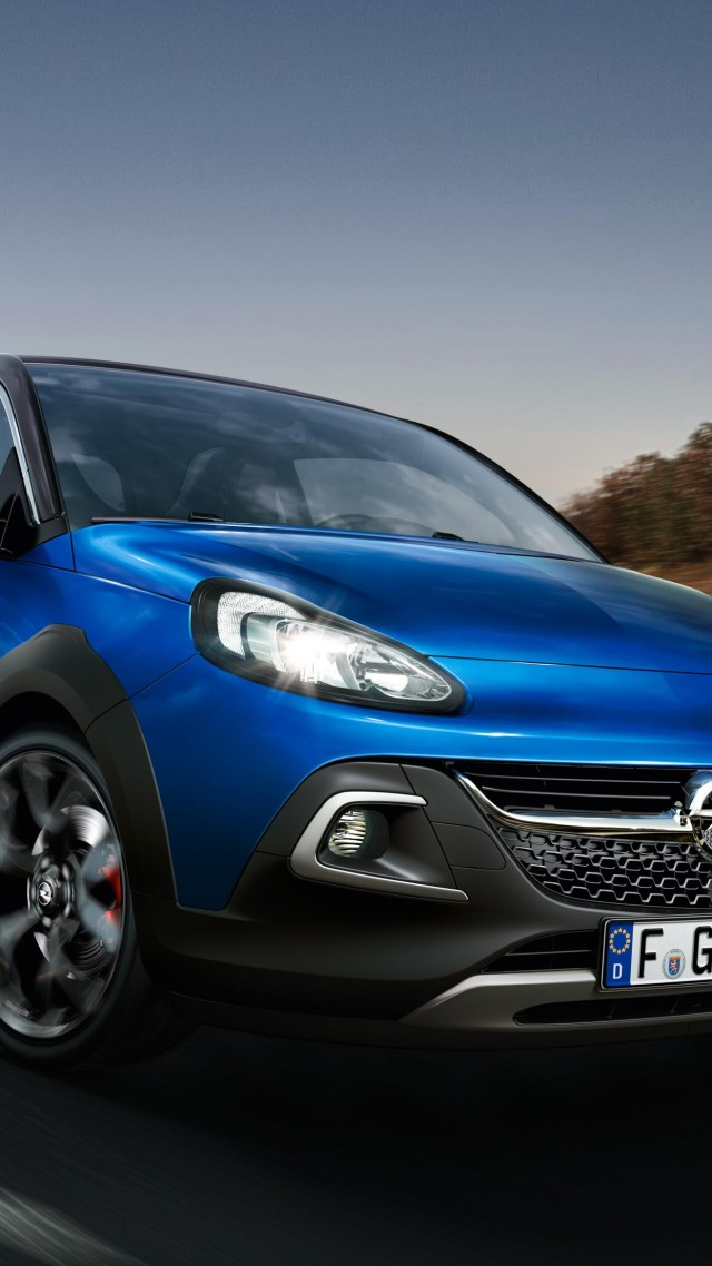 Opel ADAM ROCKS S, Best cars 2015, Crossover, review, buy, rent, city car, SUV