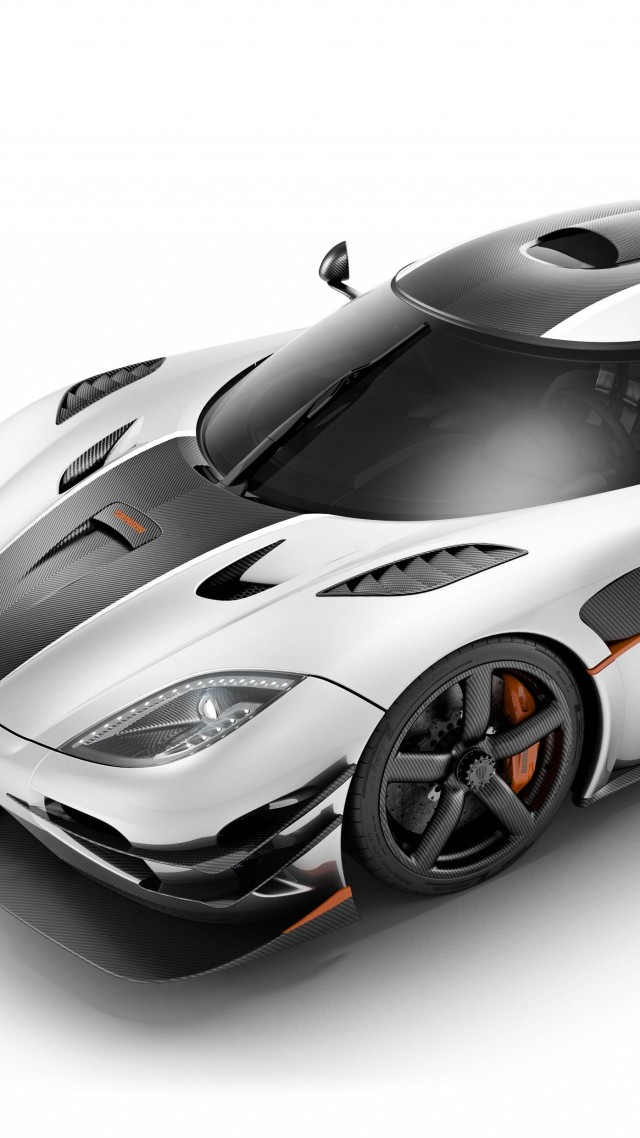 Koenigsegg One:1, hypercar, coupe, review (vertical)