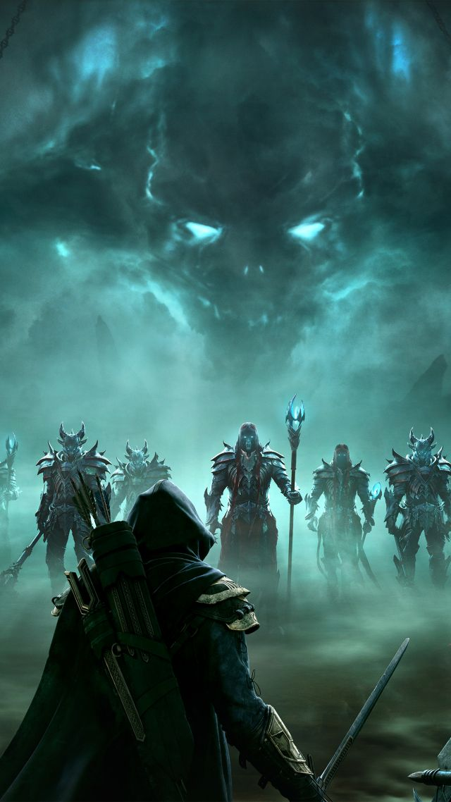 Wallpaper The Elder Scrolls: Legends, Best Games 2015, game, fantasy