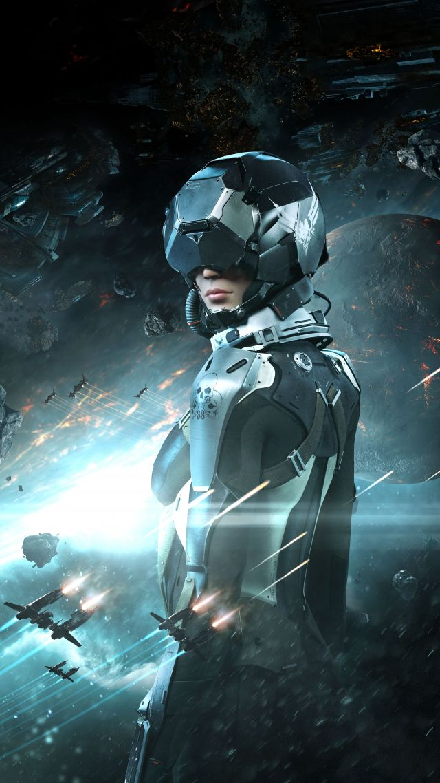 EVE: Valkyrie, Best Games 2015, game, space, sci-fi, PC (vertical)