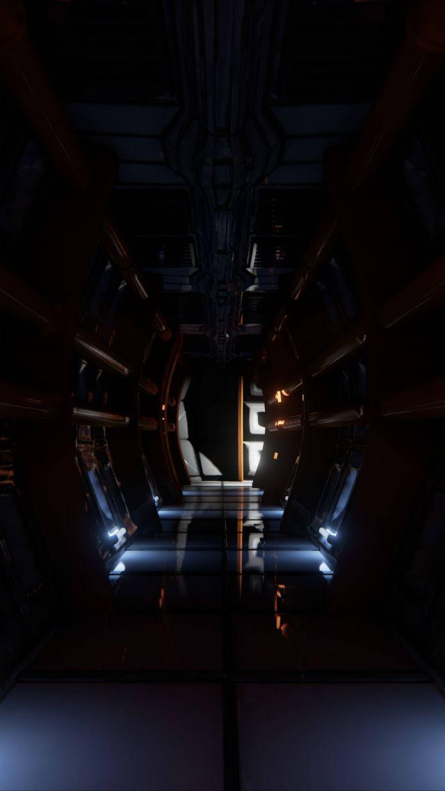 Ship A Car >> Wallpaper Caffeine, Best Games 2015, game, horror, sci-fi