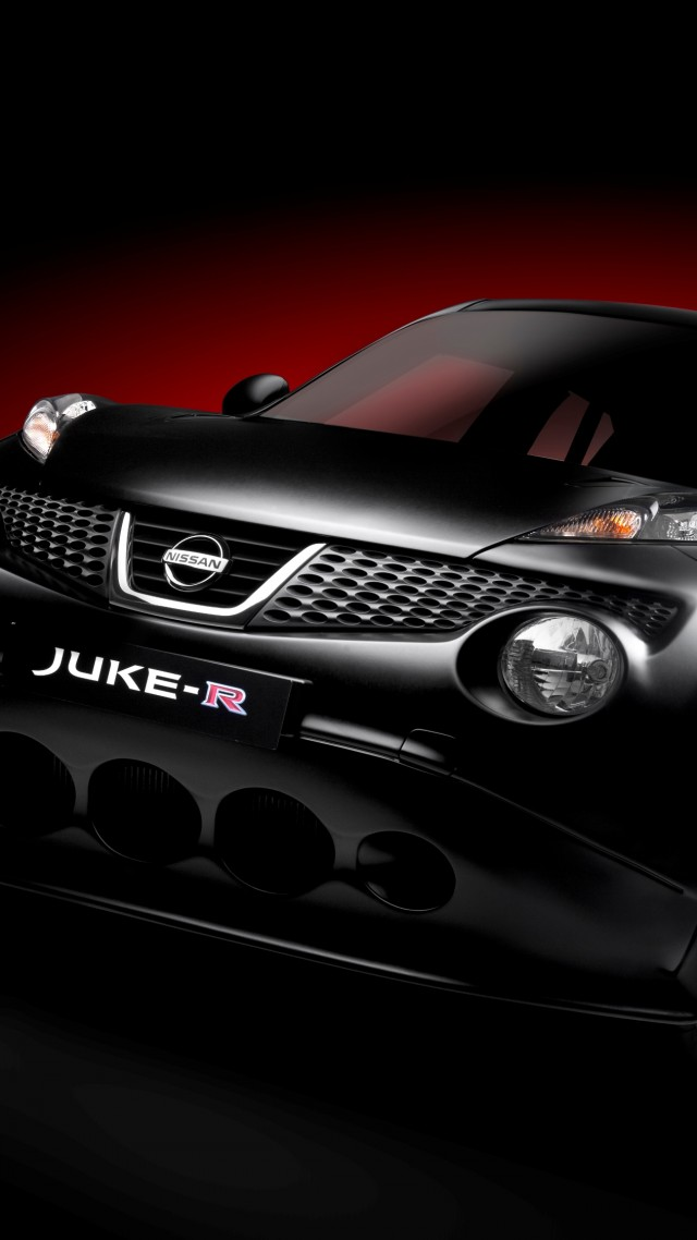 Nissan Juke-R, crossover, sport car, review (vertical)