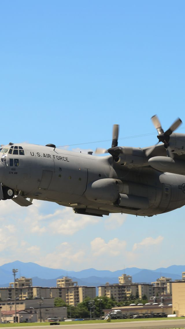 C 130 Military Transport Aircraft Wallpaper C-130 Hercul...