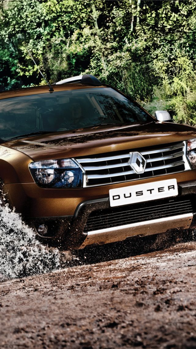 Wallpaper Renault Duster Suv Test Drive Cars Bikes 7011 Page 9