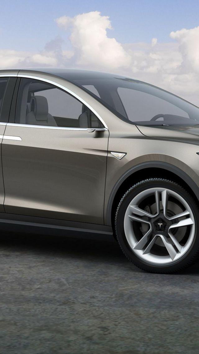 Wallpaper Tesla Model X Electric Cars Suv 2016 Cars Amp Bikes 7048