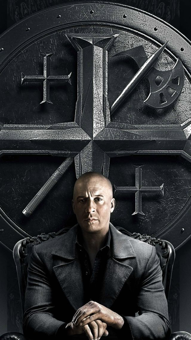 The Last Witch Hunter Vin Diesel Vertical