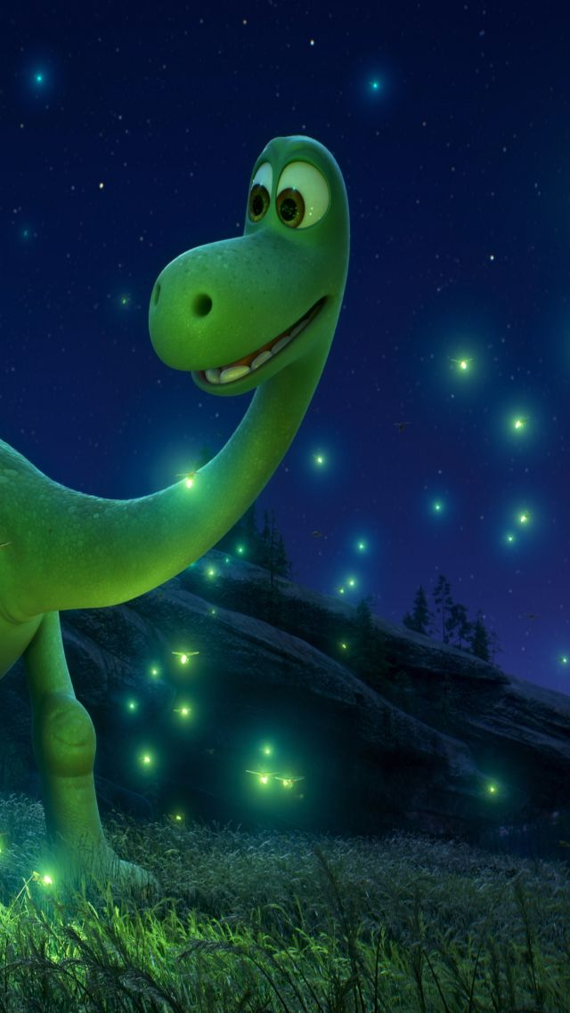 The Good Dinosaur, Brachiosaurus, boy (vertical)