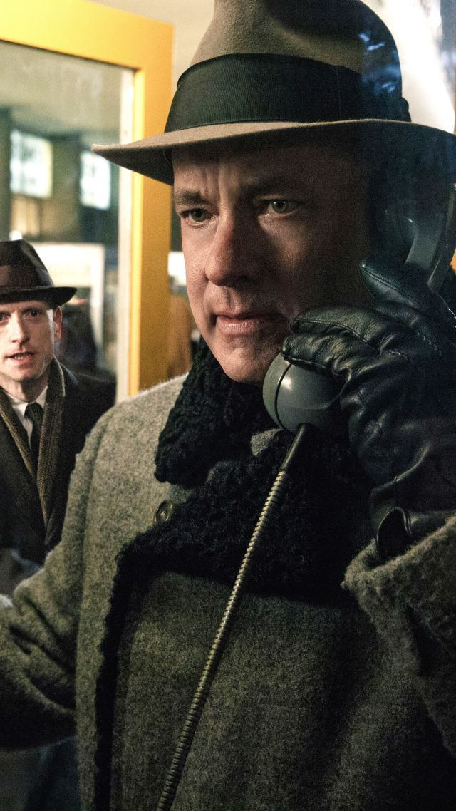 Bridge of Spies, Tom Hanks