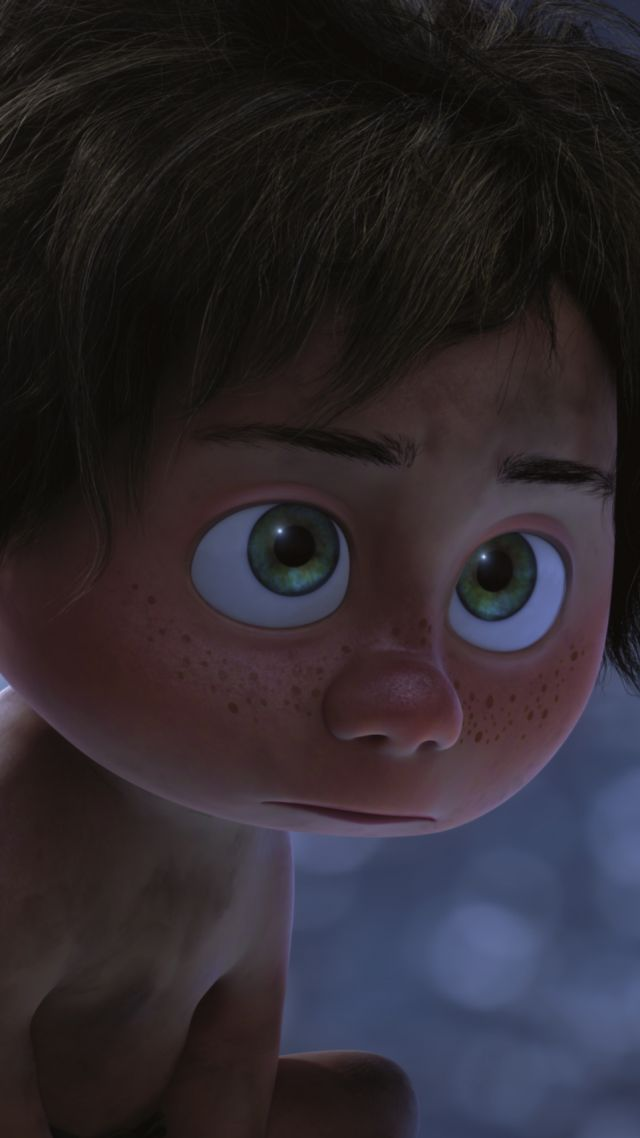 The Good Dinosaur, boy (vertical)