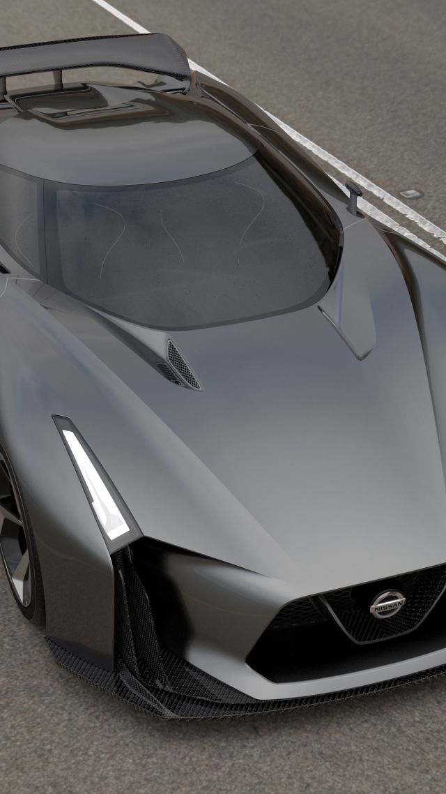 Nissan 2020 Vision Gran Turismo, concept, Nissan, supercar, luxury cars, sports car, speed, test drive (vertical)