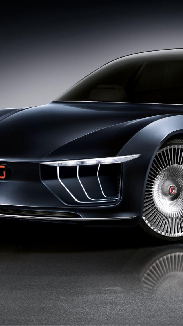 Giugiaro GEA Concept Car Future Vertical