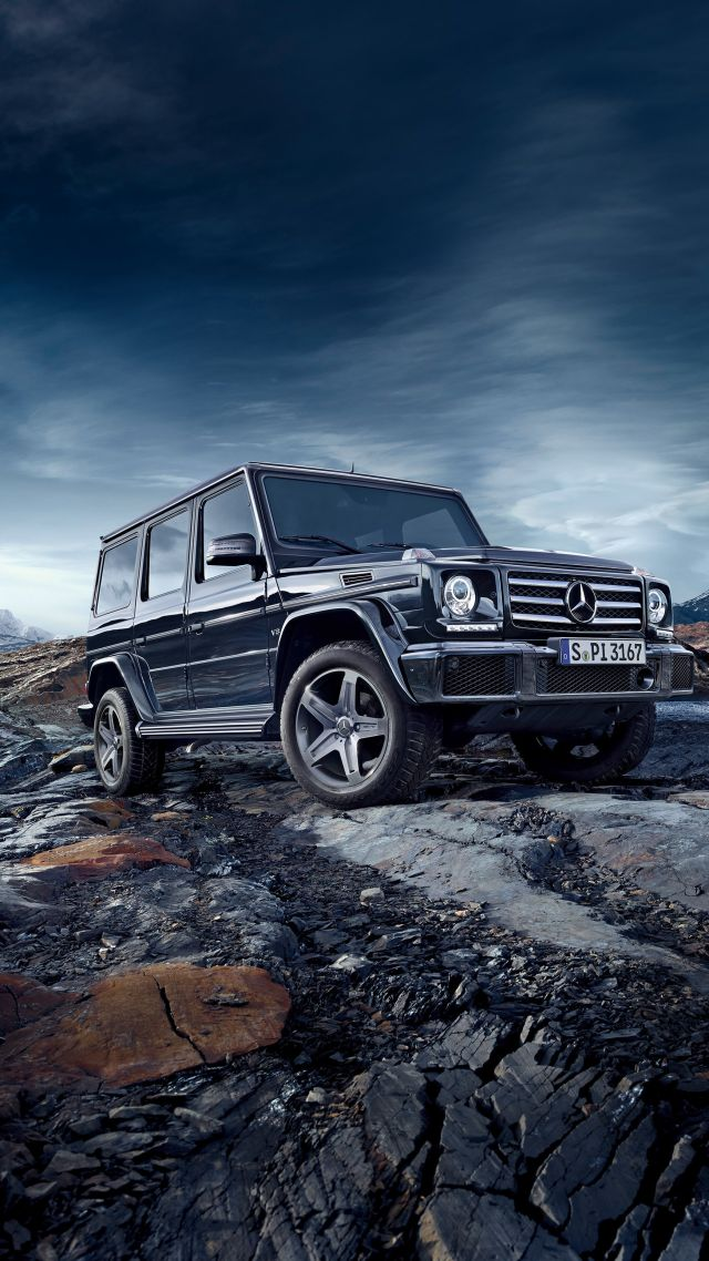 Wallpaper Mercedes Benz G 500 Suv Mercedes G Class Off