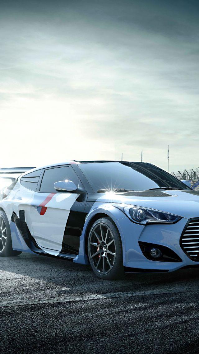Hyundai Veloster Rally >> Wallpaper Hyundai RM15, Rally Edition, concept, Seoul ...