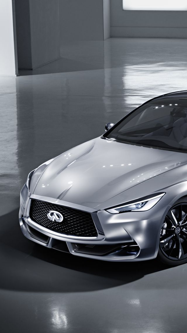 Concept Infiniti Sports Car Frankfurt 2015 Luxury Cars 2016