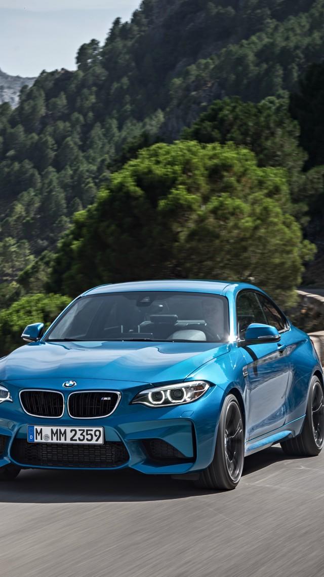 Wallpaper BMW M2, blue, SUV, xDrive, sDrive, Cars & Bikes #7551