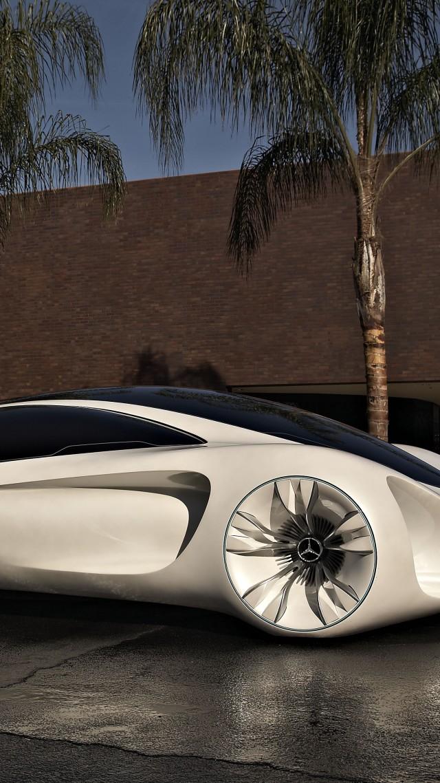 Mercedes Benz Biome Future Cars Vertical