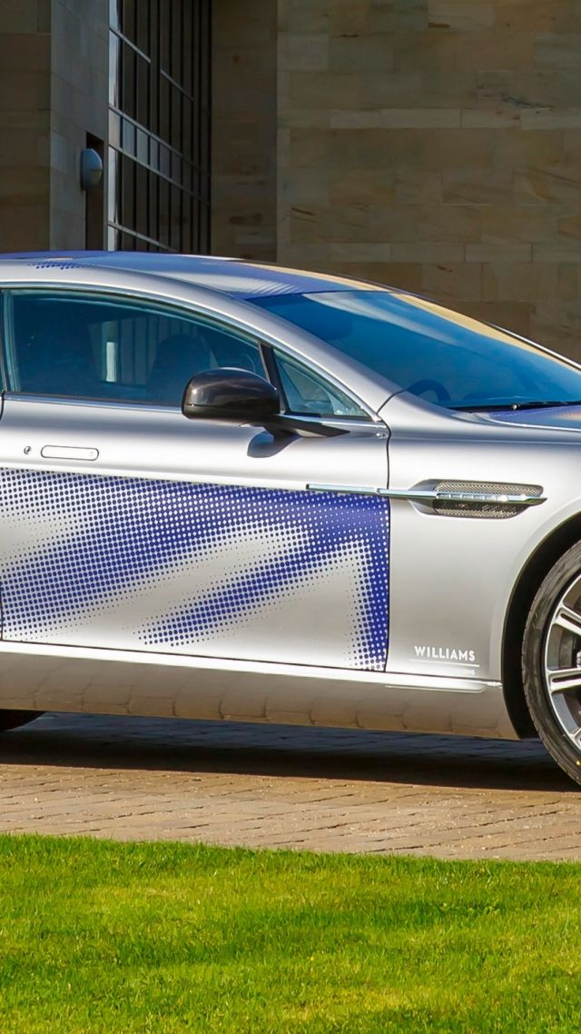 Aston Martin RapidE, electrocar, concept, aston martin, best cars of 2016, cars 2017 (vertical)