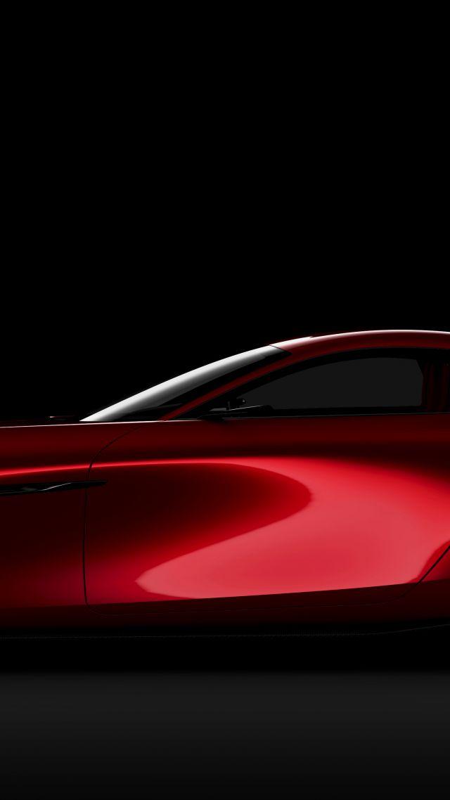 SkyActiv R Mazda RX VISION Concept Tokyo Motor Show Vertical