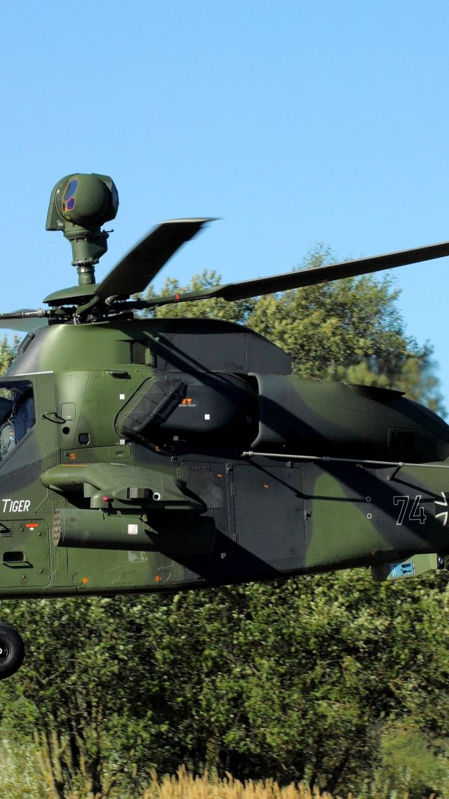Eurocopter Tiger, attack helicopter, French Air Force, Australian Air Force, German Air Force