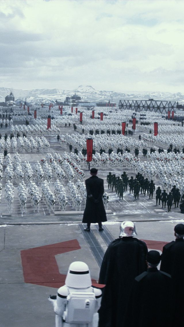 Star Wars: Episode VII - The Force Awakens, army (vertical)