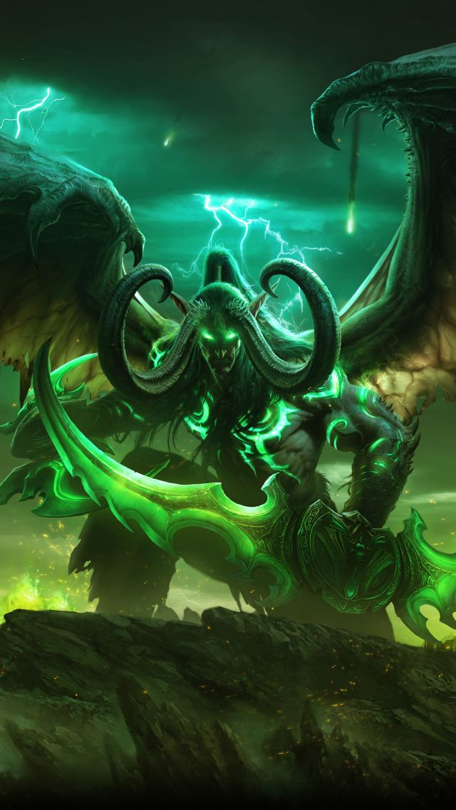 World Of Warcraft Legion MMORPG Best Game Fantasy PC Vertical
