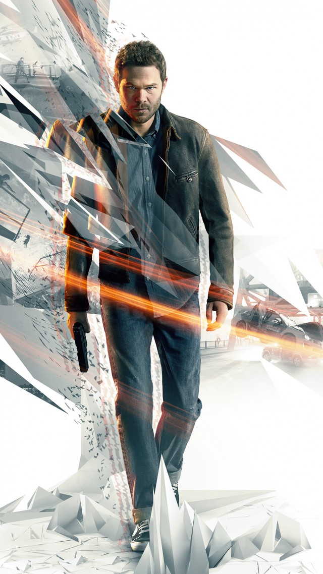 Wallpaper Quantum Break Best Game Shooter Sci Fi Xbox One Games